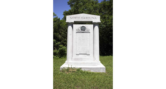 North Carolina State Memorial