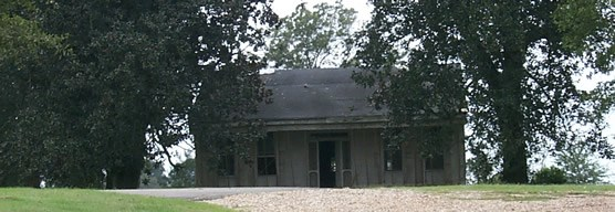 Yeiser House Prior to Move to Raymond, Mississippi