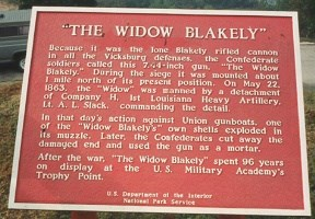 Widow Blakely Battery Tablet