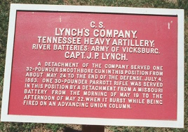 Tennessee unit marker