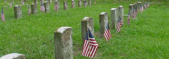 Memorial Day - Vicksburg National Cemetery