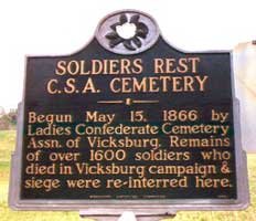 Soldiers' Rest Tablet