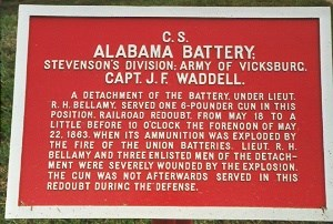 Waddell's Alabama Battery Tablet