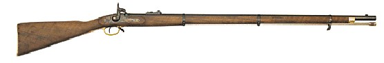 P53 Enfield Rifle