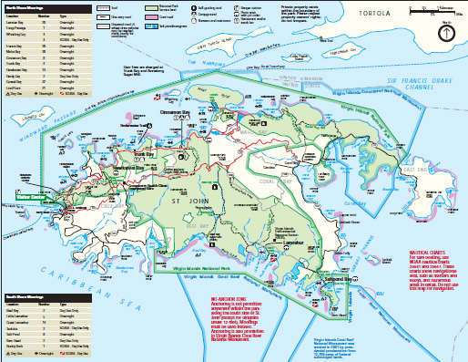Boating Info Map