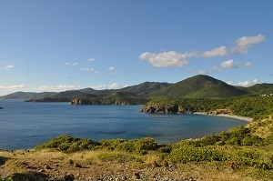 View From Ram Head to Salt Pond Bay