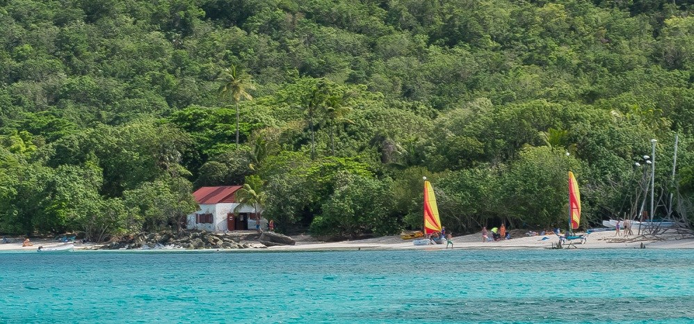 Cinnamon Bay Beach Water Sports and Museum