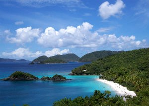 Trunk Bay Overlook