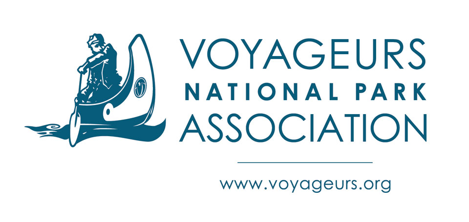 Voyageurs National Park Association logo