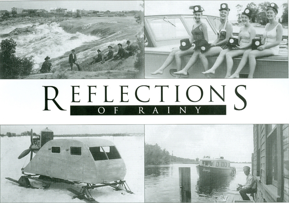 'Reflections' Book Cover