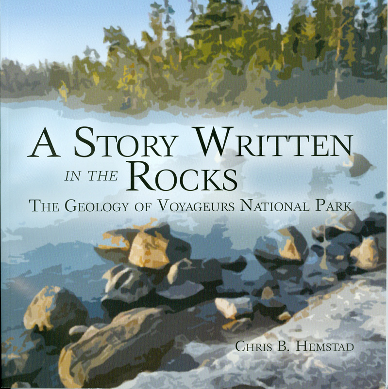 'Story in the Rocks' Book Cover