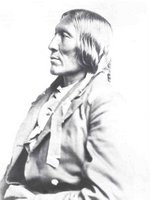Chief Little Robe (Peace Chief, Southern Cheyenne)