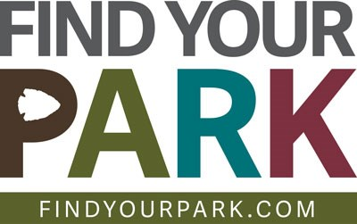 The Find Your Park logo