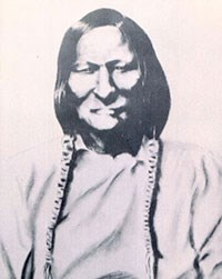 Chief Black Kettle (Peace Chief, Southern Cheyenne)