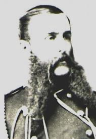 First Lieutenant William W. Cooke