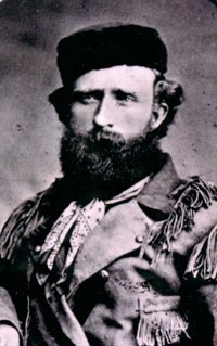 Lieutenant Colonel George A. Custer (7th U.S. Cavalry)