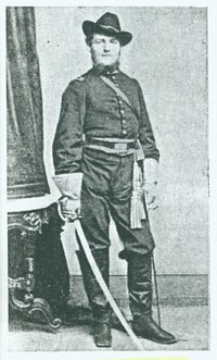 First Lieutenant James M. Bell