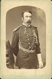 First Lieutenant Owen Hale (7th U.S. Cavalry)