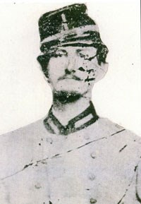 Sergeant Major Walter M. Kennedy