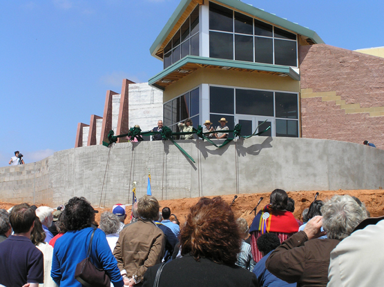 Cultural Heritage Center Ribbon Cutting
