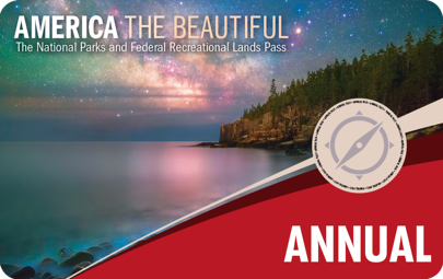 The America the Beautiful Annual pass