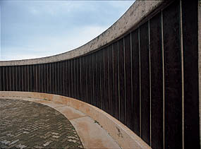 Memorial Wall at Asan Bay Overlook