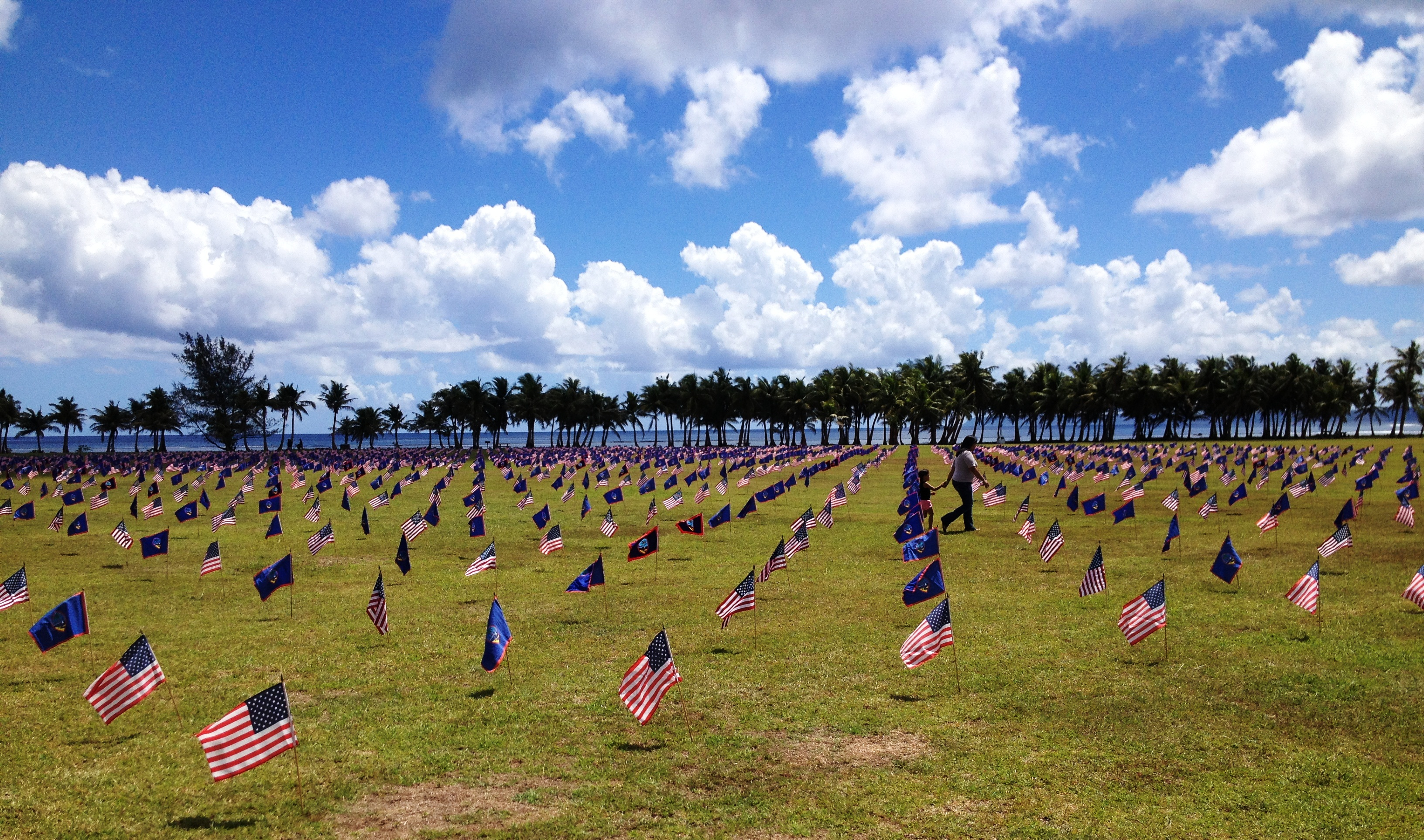 Park to Host 2016 Memorial Day Flag Display - War In The ...