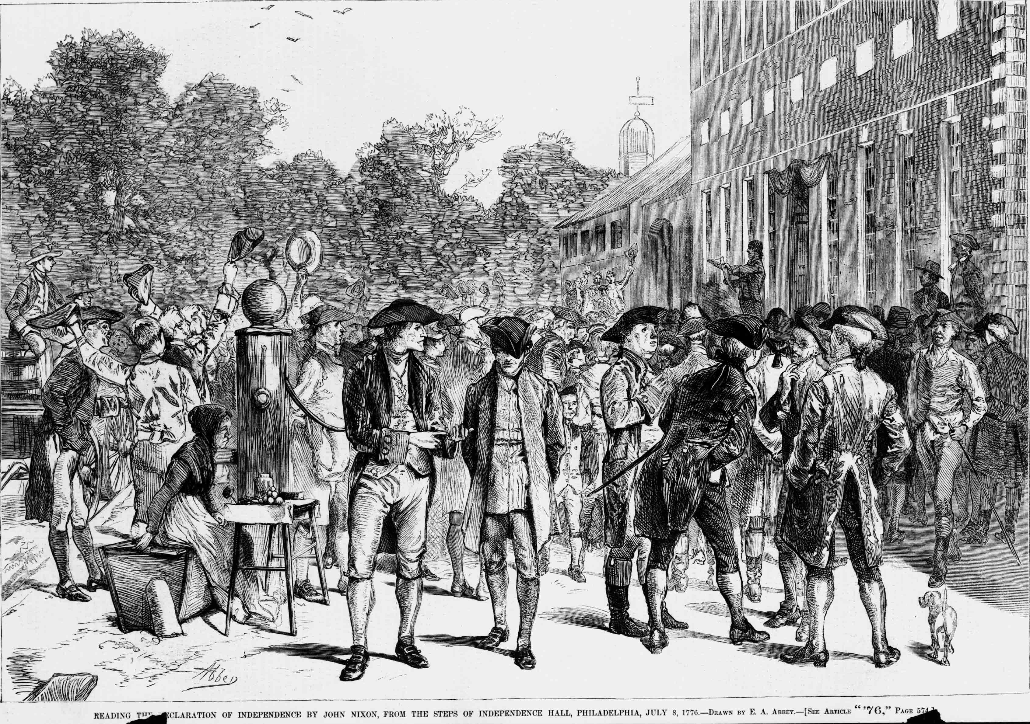 a history of the declaration of war by the colonies on britain In britain's trade with the colonies the colonists received  ap american history 1999 dbq declaration of  revolution and troops were getting ready for war.
