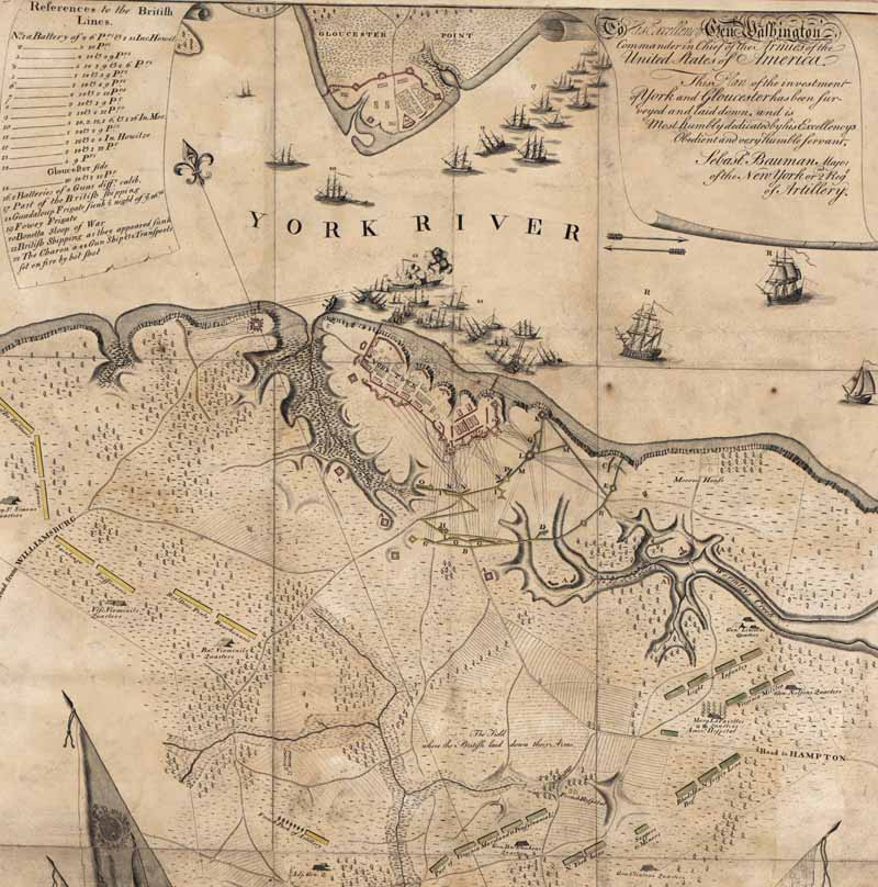american map of siege
