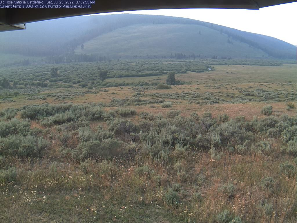 Big Hole NB Visitor Center Webcam