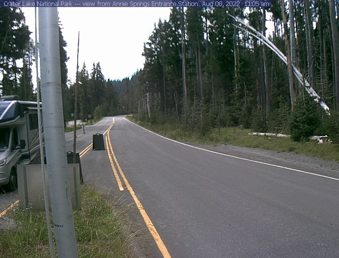 Webcam Crater Lake NP