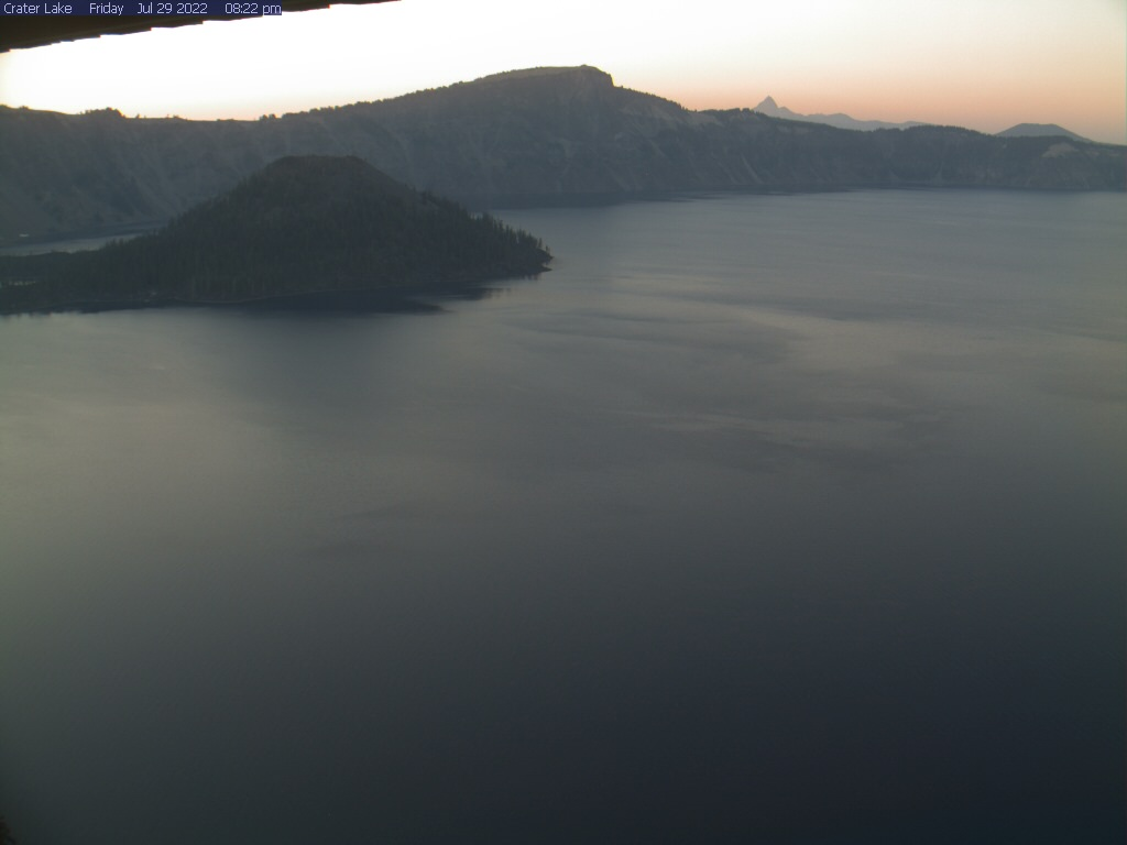 Get The Big Picture for Crater Lake View Click!