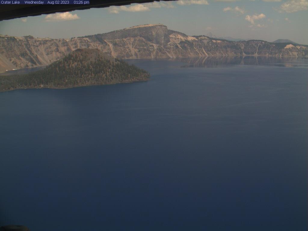 Crater Lake View