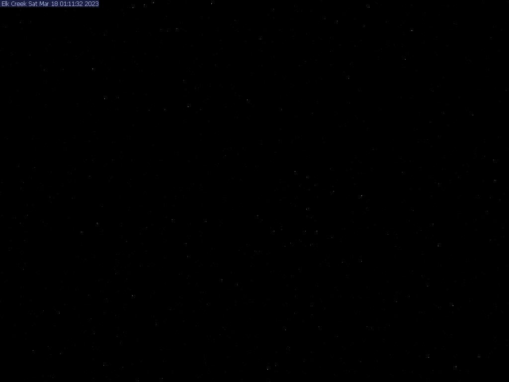 Elk Creek Webcam