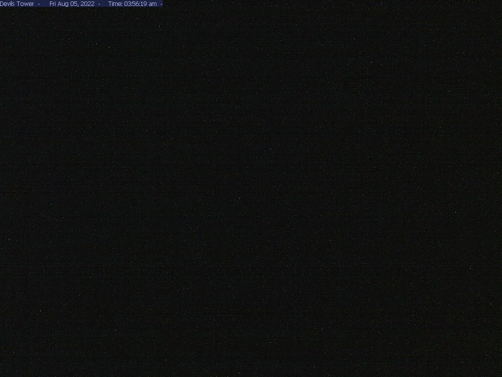 Devils Tower from Amphitheater preview image