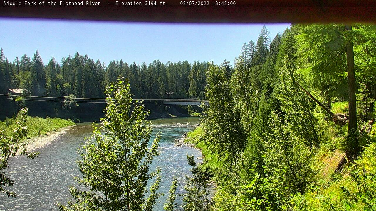Middle Fork of the Flathead River preview image