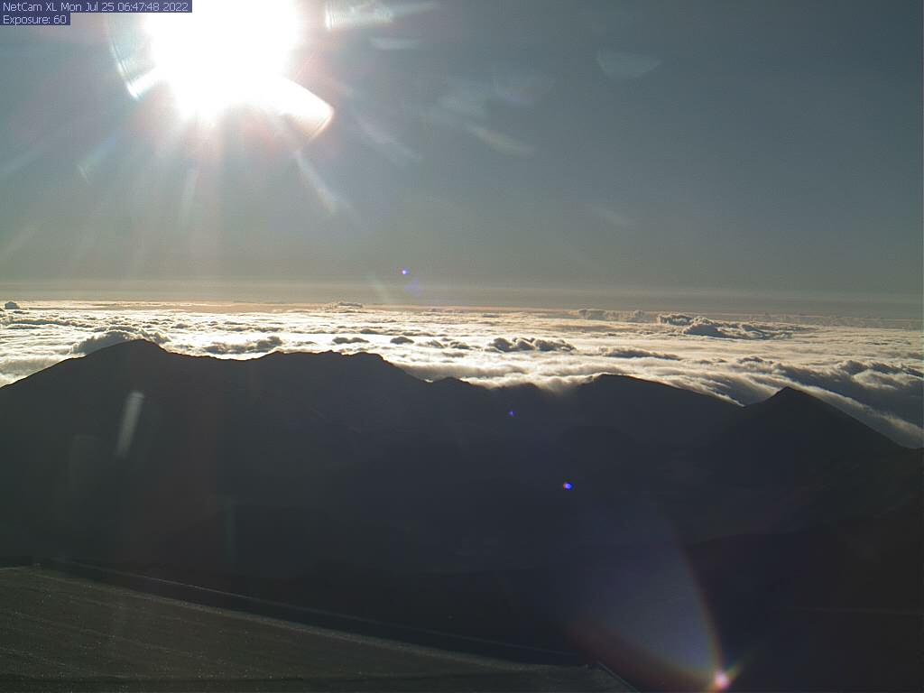national park summit webcam