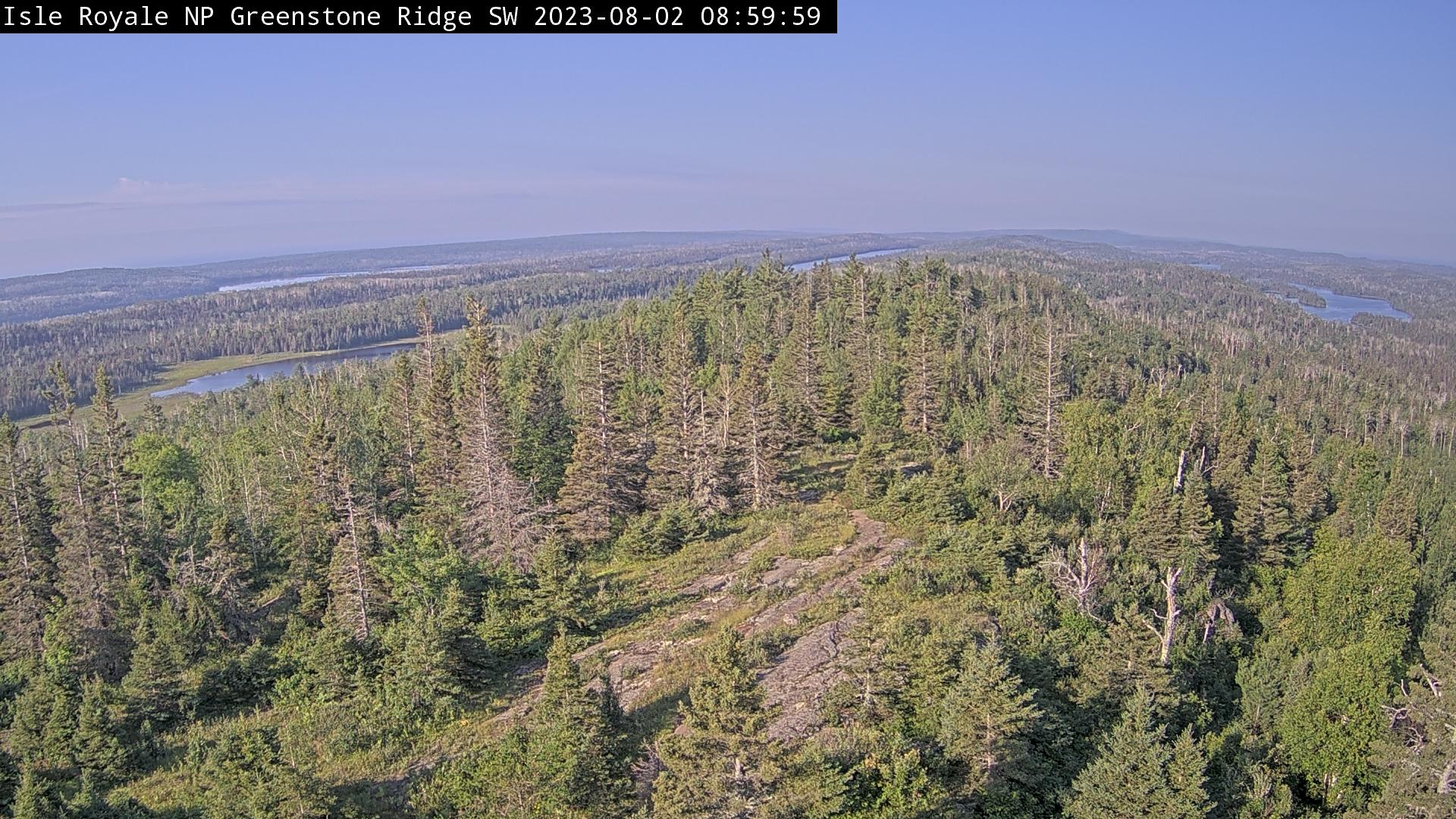 Greenstone Ridge Webcam preview image