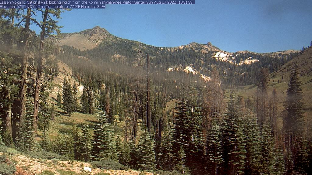 Kohm Yah-mah-nee Visitor Center webcam preview image