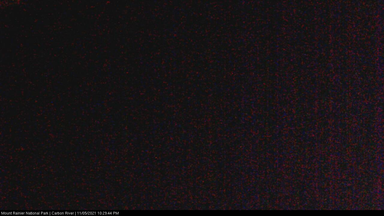 Carbon River Webcam Image