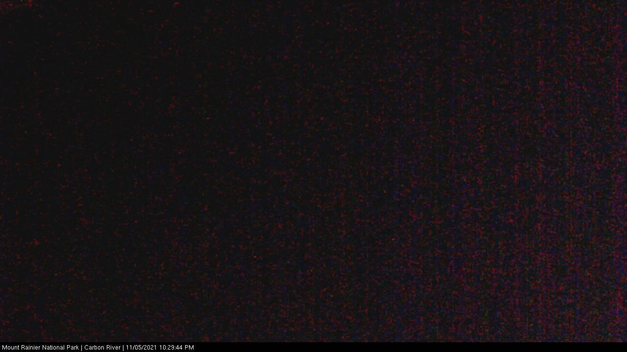 Carbon River Webcam Image