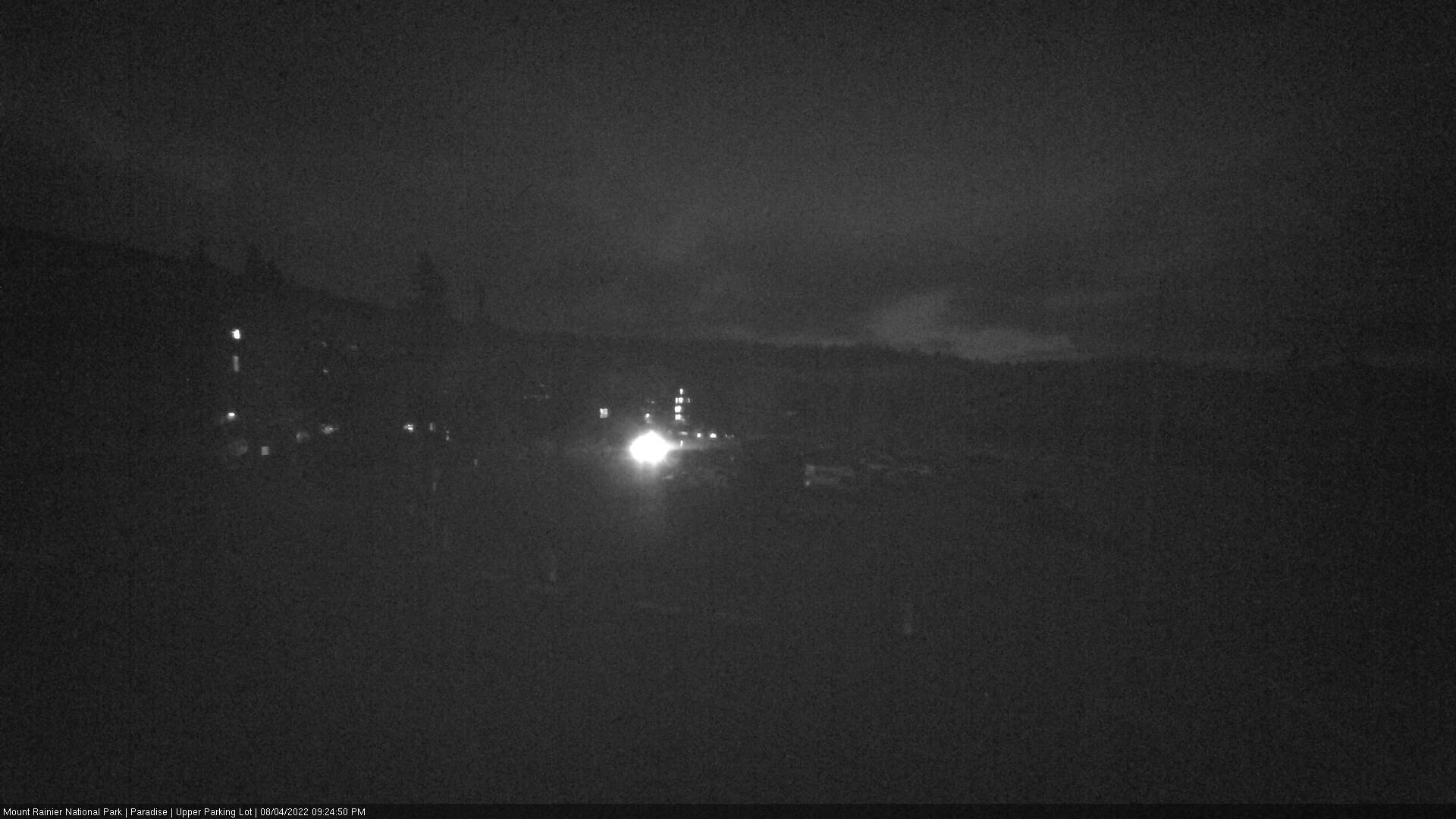Mt. Rainier VolcanoCam MORA EAST VIEW
