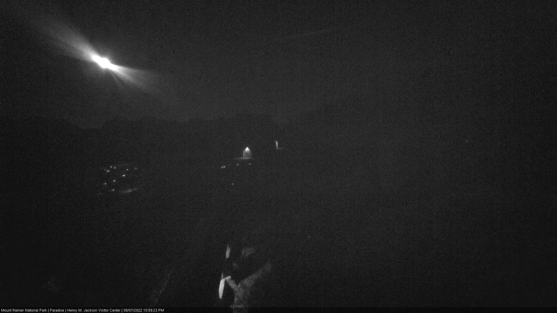 Jackson Visitor Center at Mount Rainier National Park