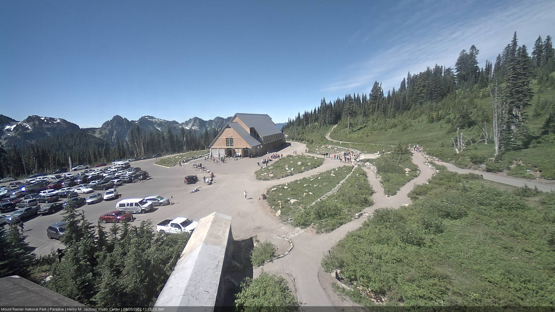 live webcams of west coast mountains