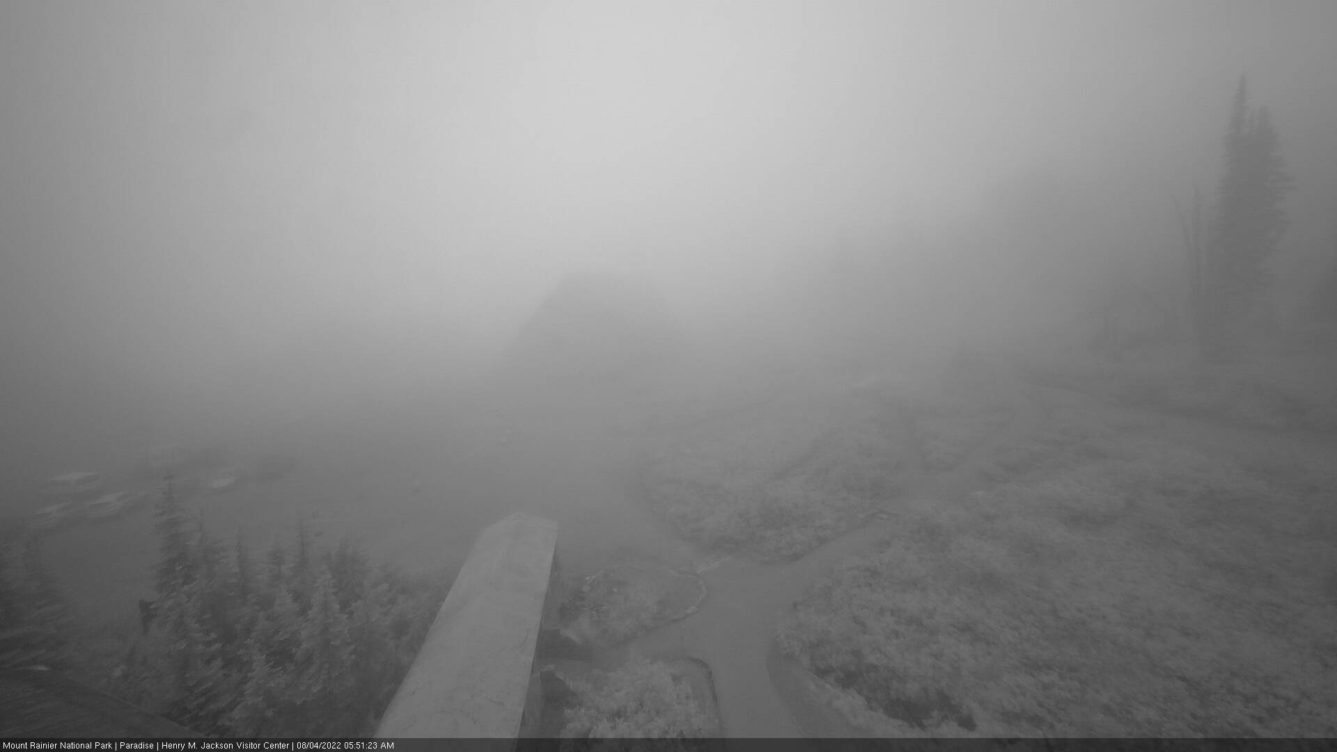 Mount Rainier National Park, 