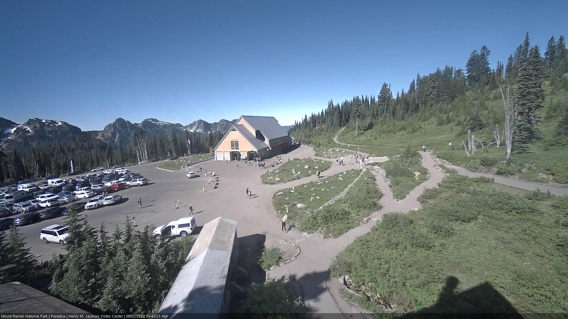 Mt. Rainer Webcam