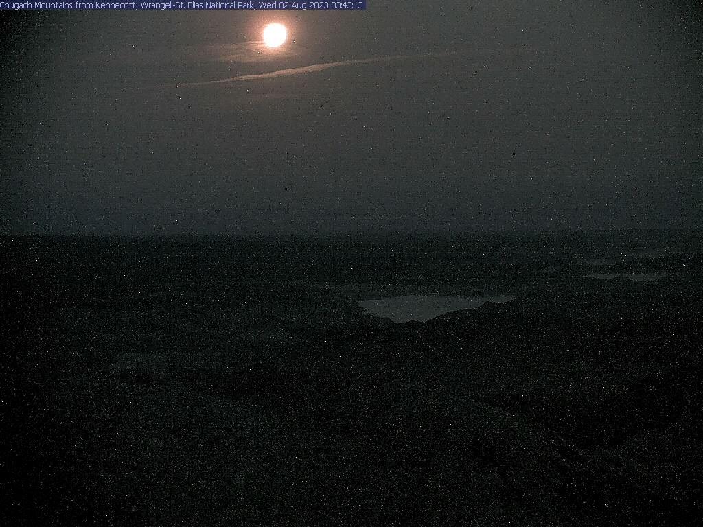 Kennicott Glacier and the Chugach Range preview image
