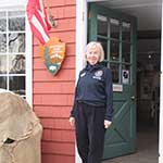 Spring 2013's Featured Volunteer, Madelon