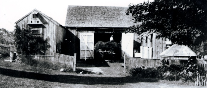 Weir Barn (Historic) Banner