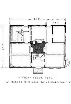 Weir House Floor Plan